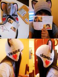 MY CUSTOM MADE HAT! by K3ShaneDawson