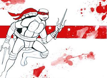 Turtle Power by IronFistGoon
