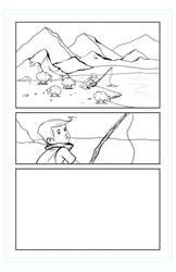 Aldric Comic page by IronFistGoon