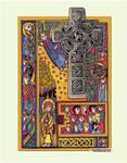Book Of Kells by janetbalboa