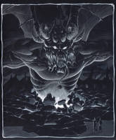 Dante's Hell 06 by mariocau