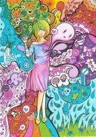Coloured Dream by 3lda