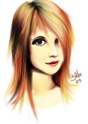 Hayley Williams by 3lda