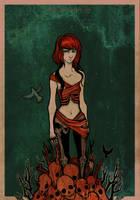 Skin and Bones II by 3lda