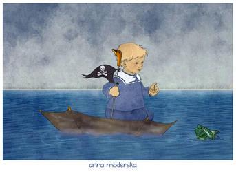 Peter Pirate by Moryah
