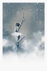 tightrope walker. by Moryah