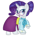 Oh Look, it's Rarity. by xButcherShy