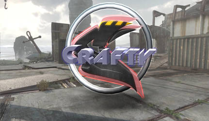 Crafty  logo v1 by puffanime