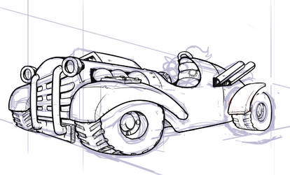 IRW - Random Car concept by RichardLems