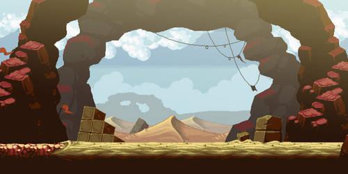 IRW - Sandstorm Ruins by RichardLems