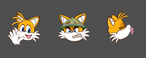 TwistedTails Emotes by UmbraQuies