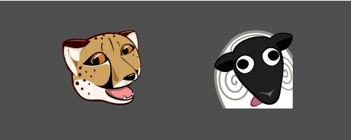 Emoticons for RicciMisplays by UmbraQuies