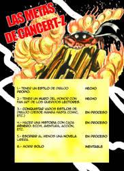 METAS DEL CANGREJO by cancertz