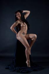 Untitled nude by glittercookie