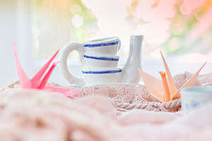 Tea and Lace by LashelleValentine