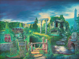 Secret Garden by Tolkyes