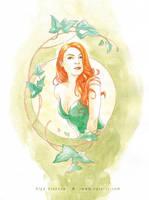 Poison Ivy nouveau by OlgaUlanova