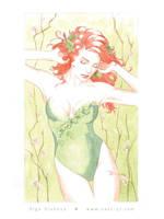 springtime Poison Ivy by OlgaUlanova