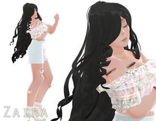 ~Zaira~ by ElviraMoa