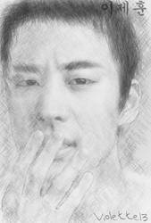 Lee Je Hoon by violette13