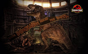 jurassic park - When Dinosaur Ruled The Earth by tomzj1