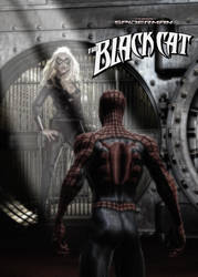 Spiderman and Black Cat - friends or foe by tomzj1