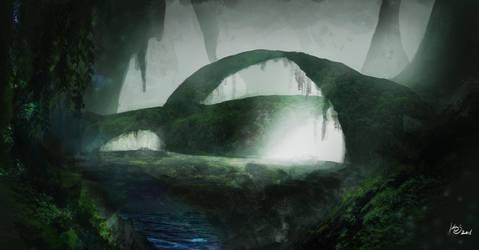 Wailing Caverns by dreyanflow