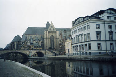 Ghent, White, Blue and Grey by Metal-Valkyrie