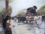 Impressionism Study by Oliver-Hamlin