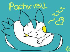 Pachirisu by kimbo2450