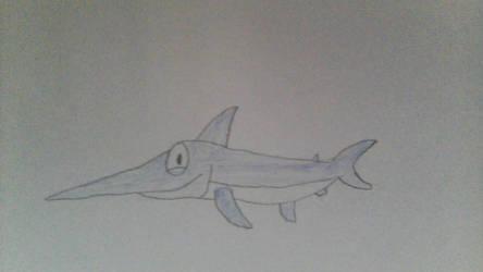 #121 - Sammy the Swordfish by Christi7186463