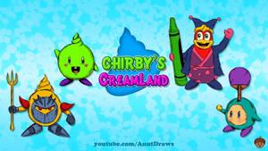 Chirby's CreamLand by AnutDraws