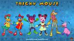 Tricky Mouse by AnutDraws