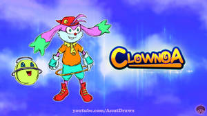 Clownoa by AnutDraws