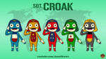 Sgt. Croak by AnutDraws