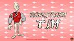 JerkSperm Tim by AnutDraws
