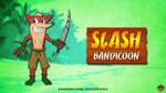 Slash Bandicoon by AnutDraws