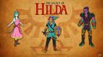 The Legacy of Hilda by AnutDraws