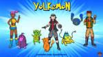 Yolkemon by AnutDraws