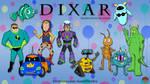 DIXAR by AnutDraws