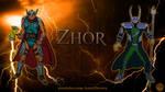 Zhor by AnutDraws