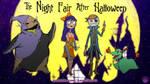 The Night Fair After Halloween by AnutDraws