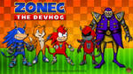 Zonec The Devhog by AnutDraws