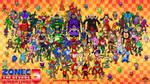 Zonec The Devhog 3: Generations by AnutDraws