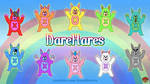 Dare Hares by AnutDraws