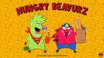 Hungry Beavurz by AnutDraws
