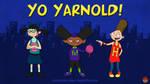 Yo Yarnold! by AnutDraws