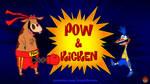 Pow and Kicken by AnutDraws
