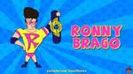 Ronny Brago by AnutDraws