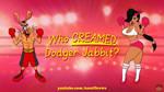 Who Creamed Dodger Jabbit? by AnutDraws
